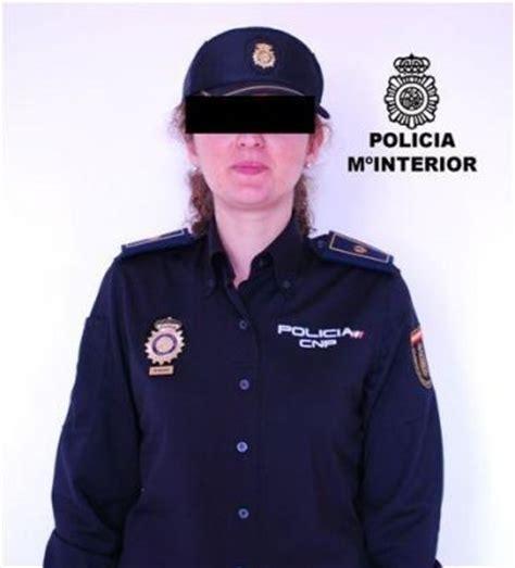 nuevo uniforme de la policia los agentes del cuerpo nacional de polic 237 a en extremadura