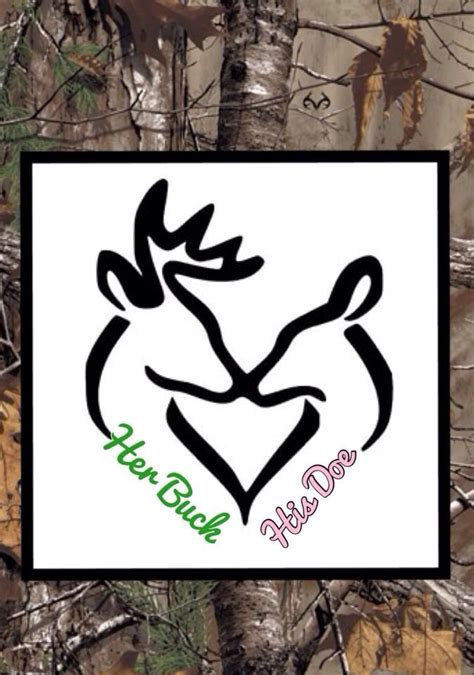 tattoo camo reviews wedding 56 best his doe her buck images on pinterest deco