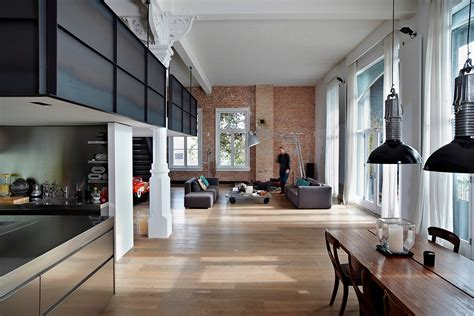 canal house apartment  amsterdam  witteveen