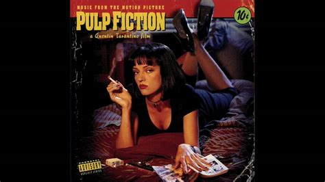 pulp fiction soundtrack pulp fiction soundtrack www imgkid com the image kid