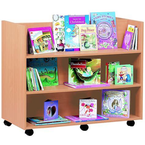e4e sided flat bookshelf
