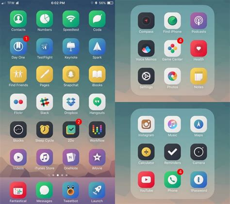 themes download ios winterboard themes ios 9 on iphone and ipad cydia
