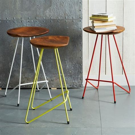 colorful bar stool colorful perch counter stools product design pinterest