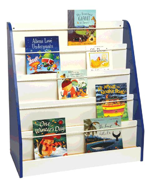 Book Rack For by Kinder Static Book Rack Children S Book Storage Book