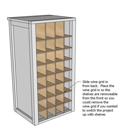Bar Cl Rack Plans by Modular Wine Rack Plans Free Woodworking Projects Plans