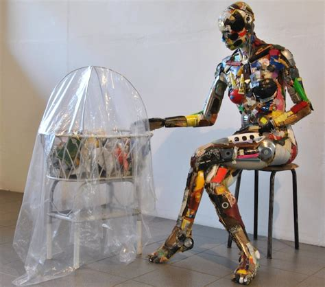 art of recycle how to recycle amazing junk art sculptures made from