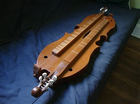 handmade neck dulcimer versatile and rich reverb