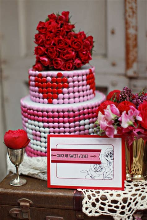 Valentines Day Weddings by Rbh Designer Concepts Valentines Day Wedding Inspirations