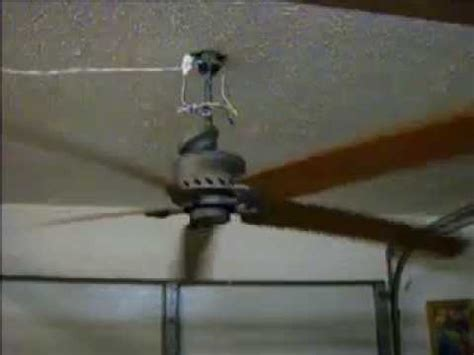 80 inch ceiling fans emerson 80 inch bent blade ceiling fan youtube