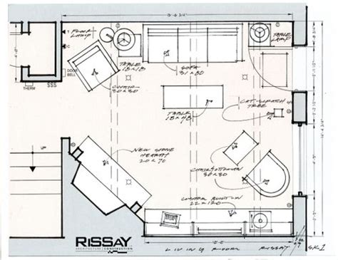 sketch a room layout custom built in layout sketch