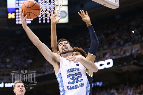 Unc Mba Sports Management by Luke Maye Named Second Team Academic All American