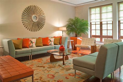 teal orange living room 25 teal living room living room design designtrends