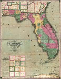 antique maps of florida 11 best images about vintage florida on miami