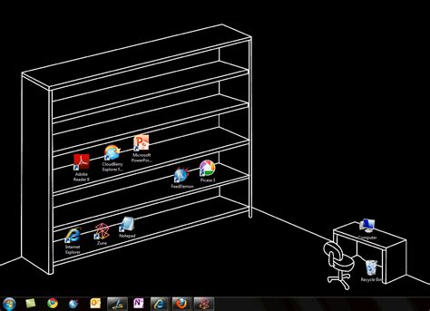 bookshelf wallpaper for pc