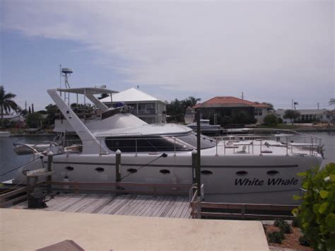 catamaran hull efficiency catamarans for sale white whale prowler 48 charter cats