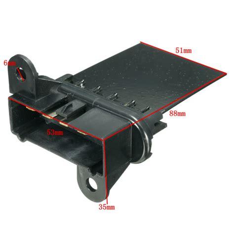 blower motor resistor dodge avenger heater blower motor resistor for jeep liberty wrangler chrysler dodge alex nld