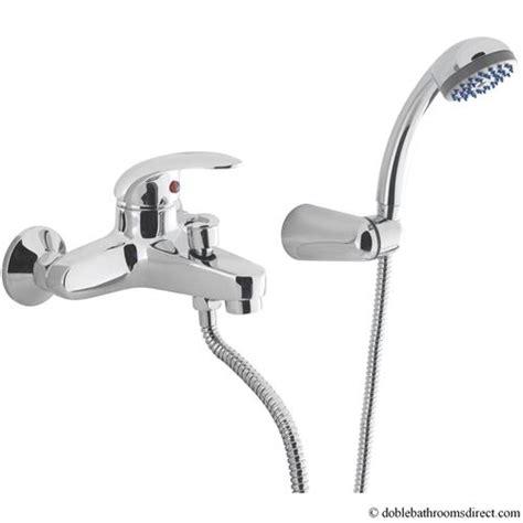 bath mixer with shower prima bath shower mixer with kit crosswater prima b p m bathrooms ltd