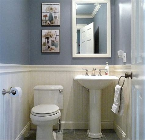 Half Bathroom Decorating Ideas Pictures Half Bathroom Ideas Photo Gallery