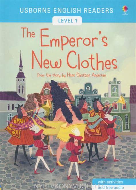 usborne english readers  emperors  clothes level