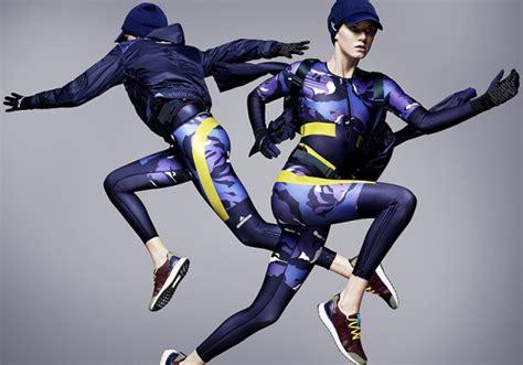 Stella Mccartney Launches Adidas Range by Adidas By Stella Mccartney Shows Autumn Winter 2015 16