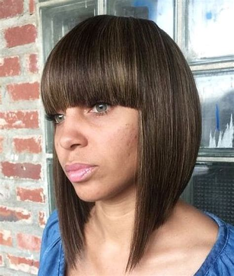 how to do a sew in with bangs sew hot 40 gorgeous sew in hairstyles straight bangs