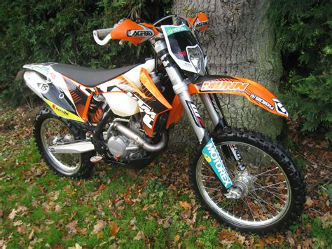 Ktm Which Country 2012 Ktm Exc F 500 Enduro Trail Cross Country Road Bike