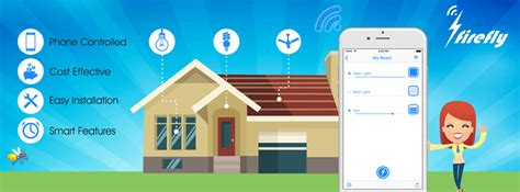 firefly home automation start up hyderabad