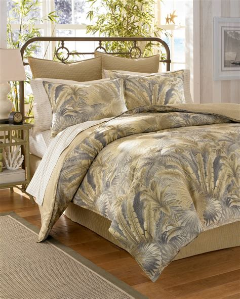 tommy bahama king comforter bahamian breeze 4 piece queen comforter set