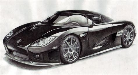 koenigsegg ccx drawing koenigsegg ccx by gjaf on deviantart