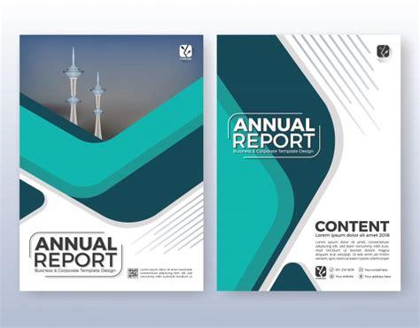 layout vector majalah multipurpose corporate business flyer layout design