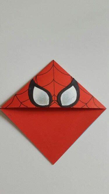 Corner Bookmark Origami - origami panda bookmark food ideas