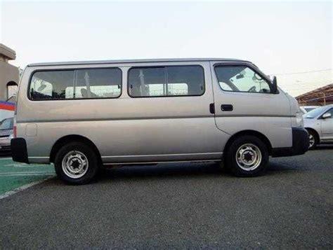 nissan mini car nissan caravan mini 2006 used for sale