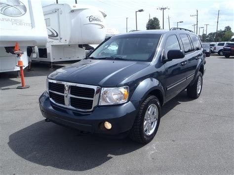 dodge durango third row seat 2008 dodge durango slt 3rd row seating 4wd outside nanaimo