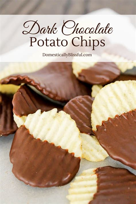 My Guilty Pleasure Side Potato Chips by Chocolate Potato Chips