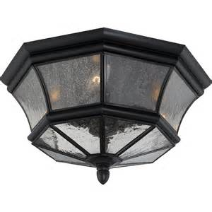 outdoor flush mount light fixtures quoizel ny1615k newbury traditional outdoor flush mount