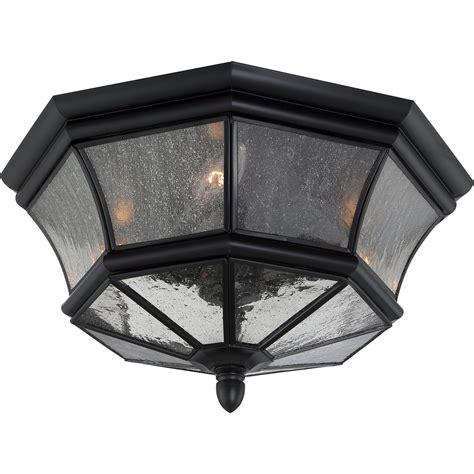 Quoizel Ny1615k Newbury Traditional Outdoor Flush Mount Outdoor Lighting Ceiling Mount