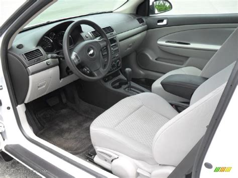 2009 Cobalt Interior by Gray Interior 2007 Chevrolet Cobalt Lt Coupe Photo