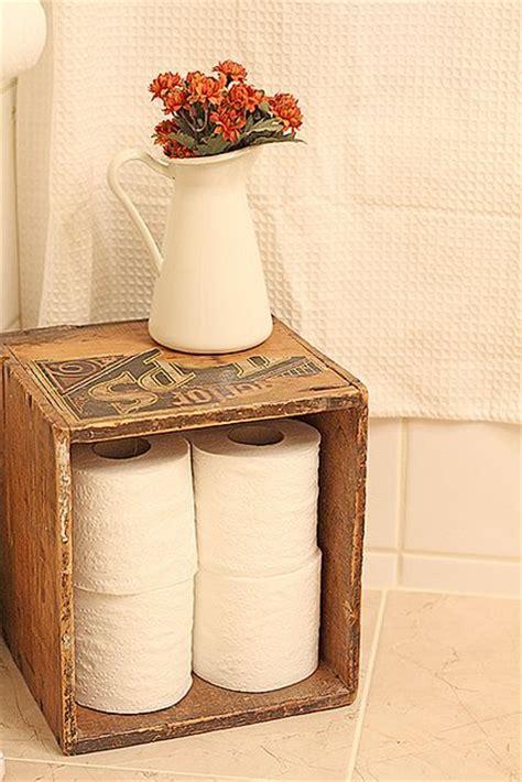 nel bagno sistemare la carta igienica in bagno ecco 15 idee per
