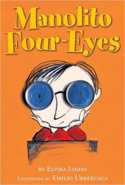 manolito four eyes the 1st 0761453032 manolito four eyes by elvira lindo inkweaver review book reviews reports and cover art blog