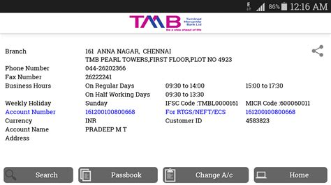 Tmb Epassbook Android Apps On Play