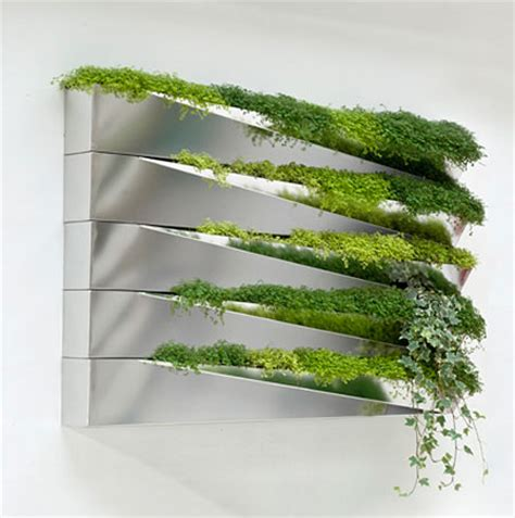 Green Wall Planters by Modern Green Wall Decoration Grass Mirror Png