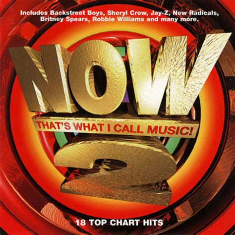 Cdvcd Now Thats What I Call Vol2 Imported now thats what i call vol 2 various artists cd 1999