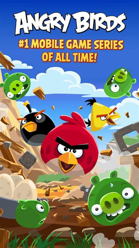 Angry Birds Isi 4 angry birds classic android apps on play