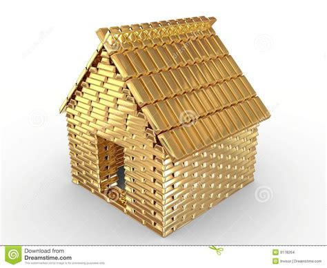 golden house golden house stock images image 9178264