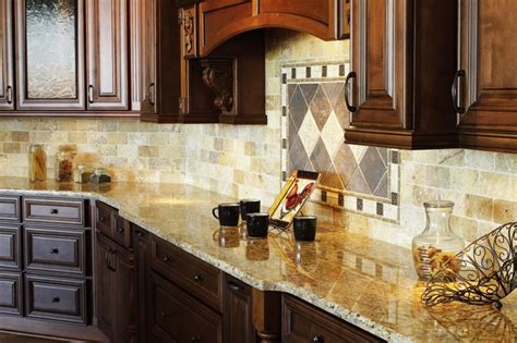 Coffee Color Kitchen Cabinets Bristol Coffee Traditional Nashville By Procraft Cabinetry