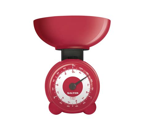 review of salter orb mechanical kitchen scales