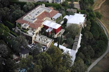 lionel richie s house in beverly hills ca virtual nicole richie and joel madden wedding radar online