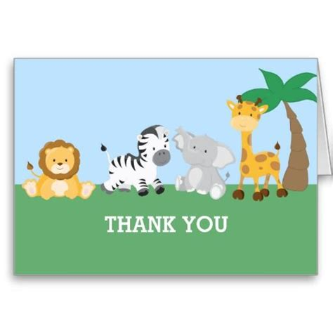 safari thank you card template 40 best images about you made it with prettygrafik artwork