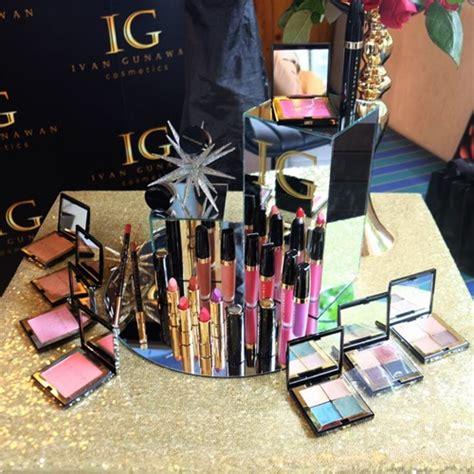 Harga Lipstik Merk Ivan Gunawan 5 brand kosmetik para selebriti yang semakin meramaikan