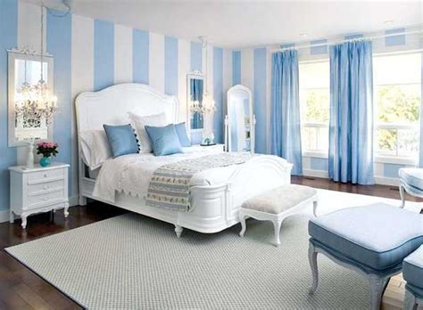 Light Blue Bedroom Design with Light Blue Bedroom Colors 22 Calming Bedroom Decorating Ideas